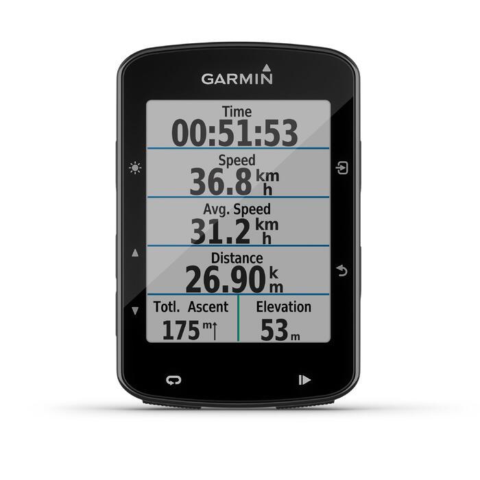 COMPTEUR GPS VÉLO GARMIN EDGE 520 Plus