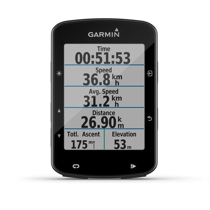 GPS BICICLETA GARMIN EDGE 520 Plus