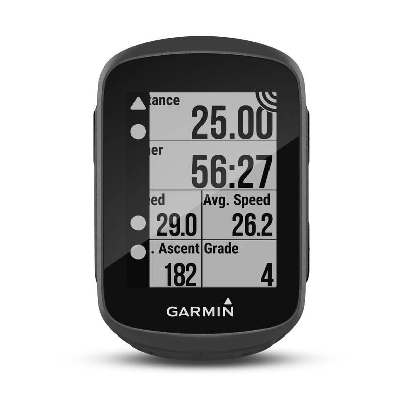 CYKLO TACHOMĚRY - GPS NA KOLO EDGE 130 GARMIN
