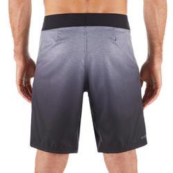 標準衝浪褲500-漸層灰