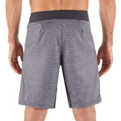 Surf boardshort standard 500 Heather Grey