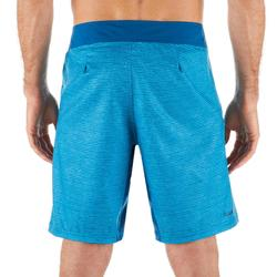 Boardshorts Surfen Standard 500S Heather blau
