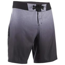 500 Standard Surfing Boardshorts - Gradient Grey