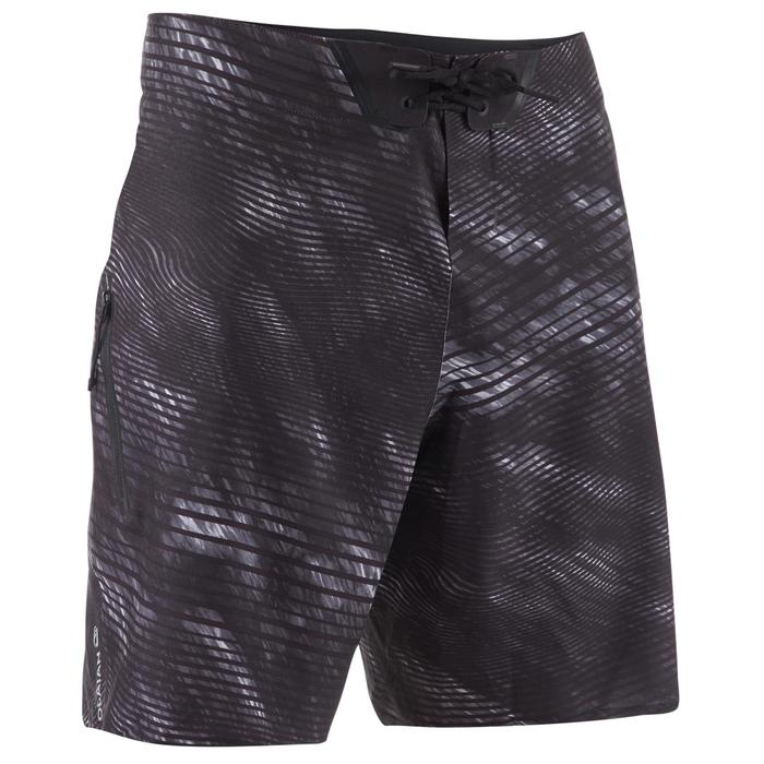 Surf Boardshort long 900 Obscur Wave Grey
