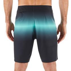 標準衝浪褲900-淺綠色