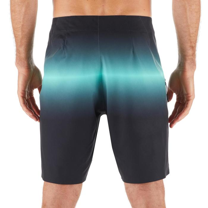 Boardshorts lang Surfen 900 Light grün