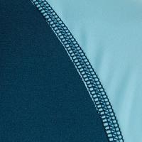SNK 100 neoprene kids top turquoise