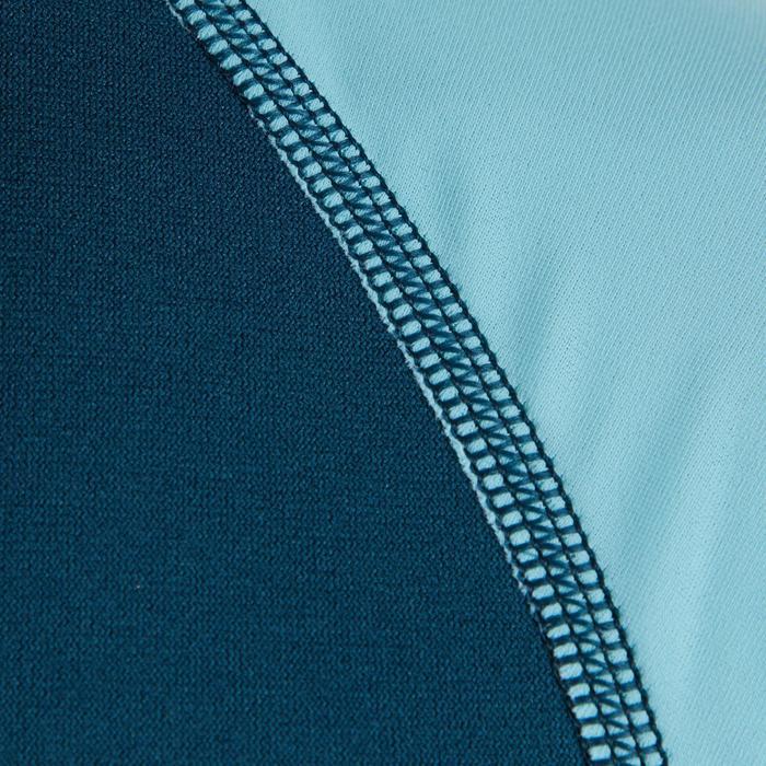 Top Neopreno Protección UV Snorkel Subea SNK500 MC 1,5 mm Niño Azul Turquesa