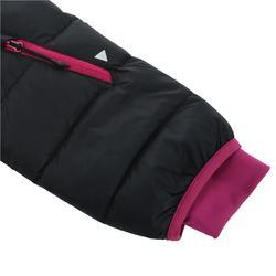 JKT 500 Warm Women's Ski Down Jacket - Black