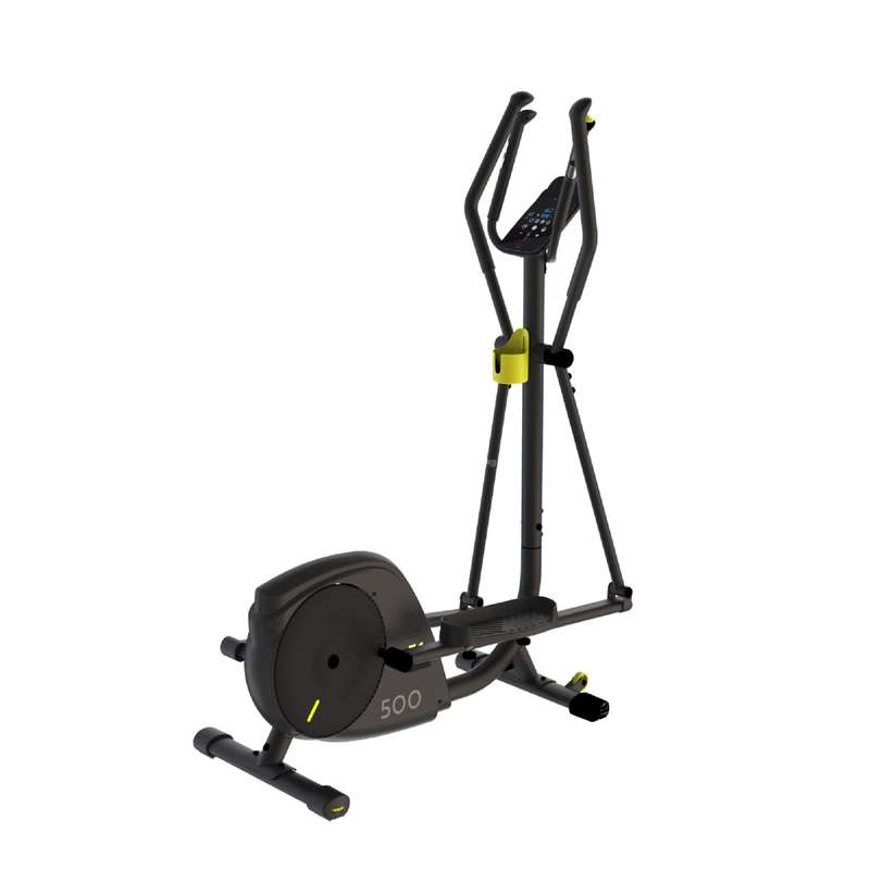 CROSSTRAINER FITNESS CARDIO Fitness - Crosstrainer EL 500 DOMYOS - Fitnessmaskiner
