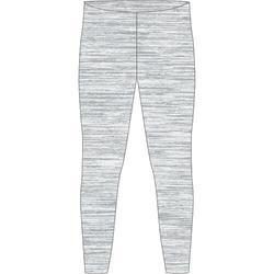 Legging 100 voor kleutergym grijs