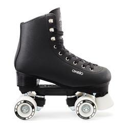 Rolschaatsen voor kunstrijden 100 zwart