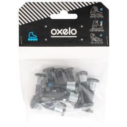 Pack separadores aluminio roller 8 mm