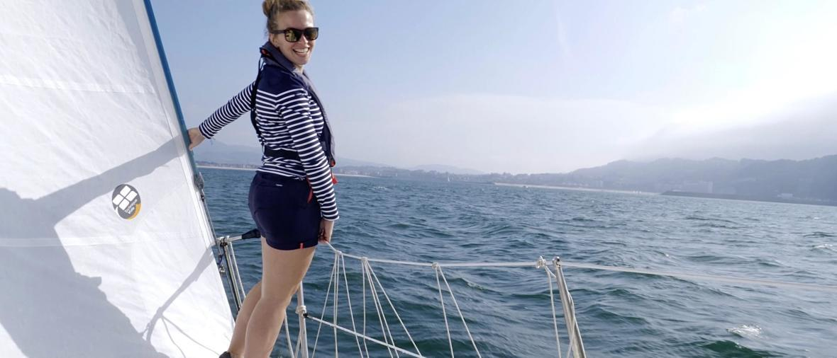 MY FIRST SAILING EXPERIENCE