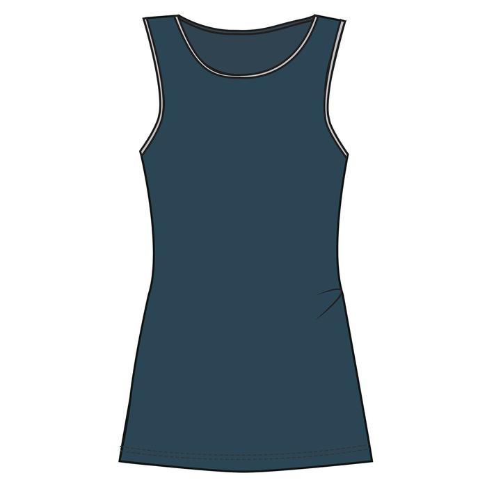 Top 500 pilates en lichte gym dames turquoise