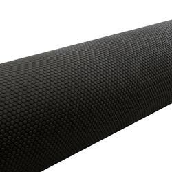 FOAM ROLLER Longueur 90cm Diamètre 15cm Noir