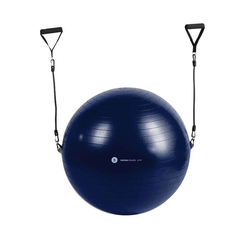 PILATES EQUIPMENT Fitness and Gym - Swiss Ball Grips - Blue DOMYOS - Fitness and Gym