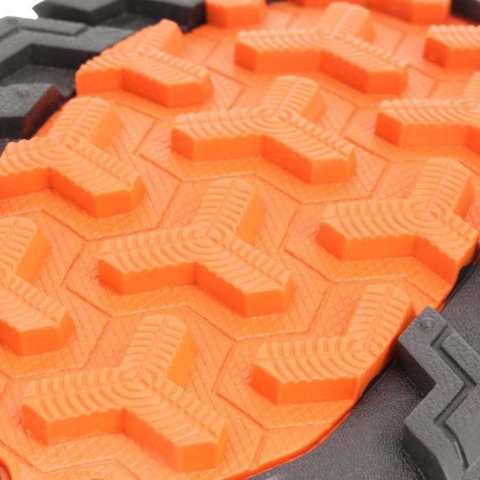 Chaussures de randonnée neige homme SH520 x-warm mid noires. - 153743