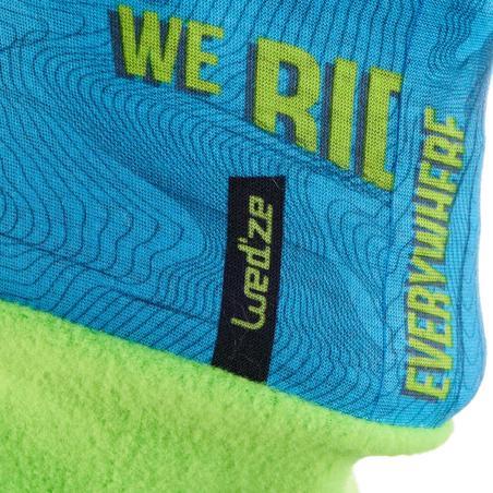 Kids' Neckwarmer Ski Hug Topo - Green