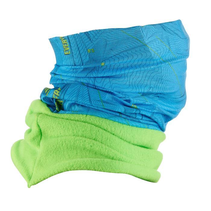 Schlauchschal Hug Kinder Topo grün
