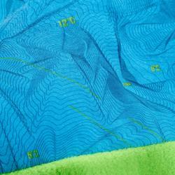 Skinekwarmer voor kinderen Hug Topo groen