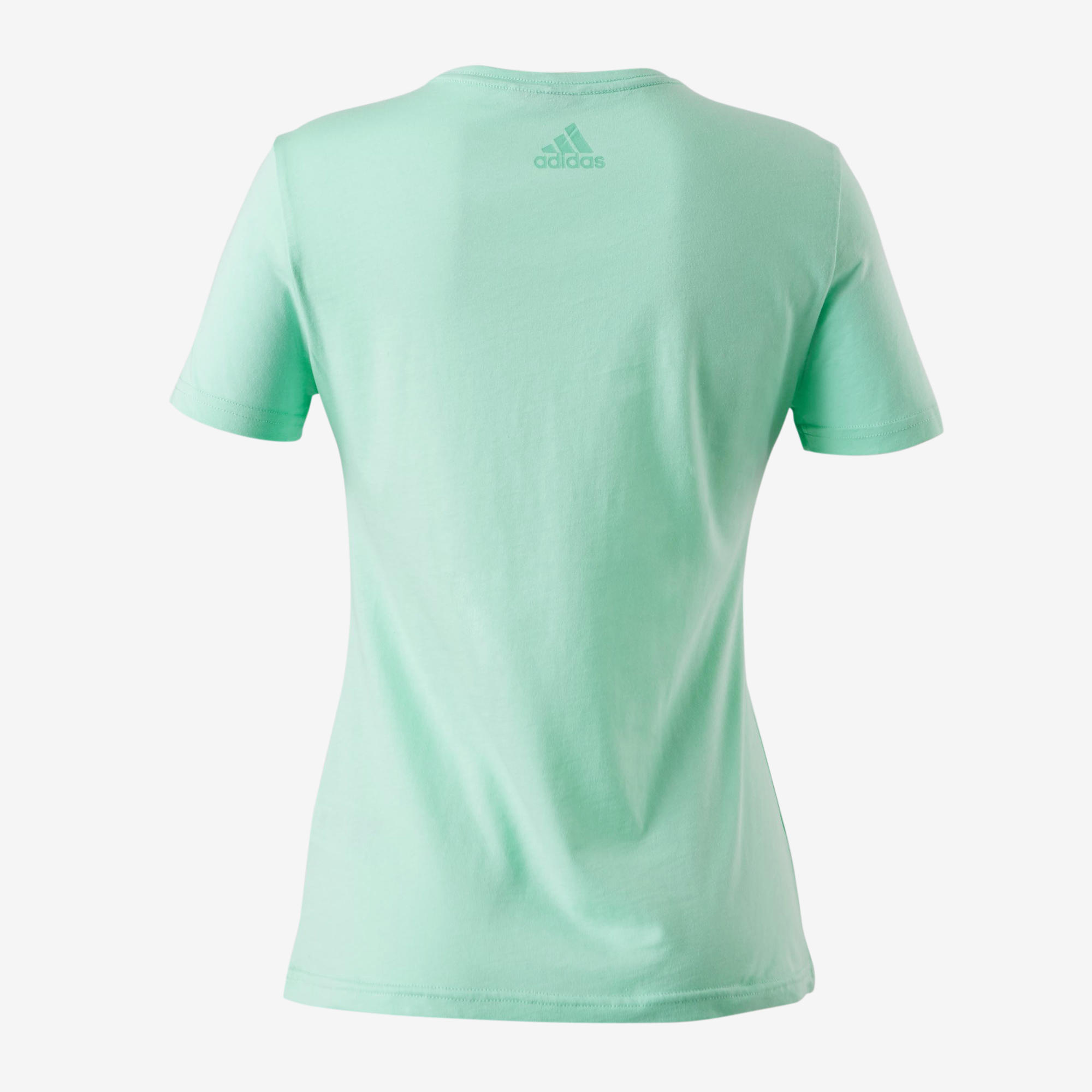 tee-shirt adidas femme vert