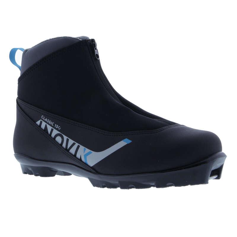 ДЕТСКИЕ БЕГОВЫЕ ЛЫЖИ Обувь - Ботинки XC S BOOTS 150_JR RU INOVIK - Обувь