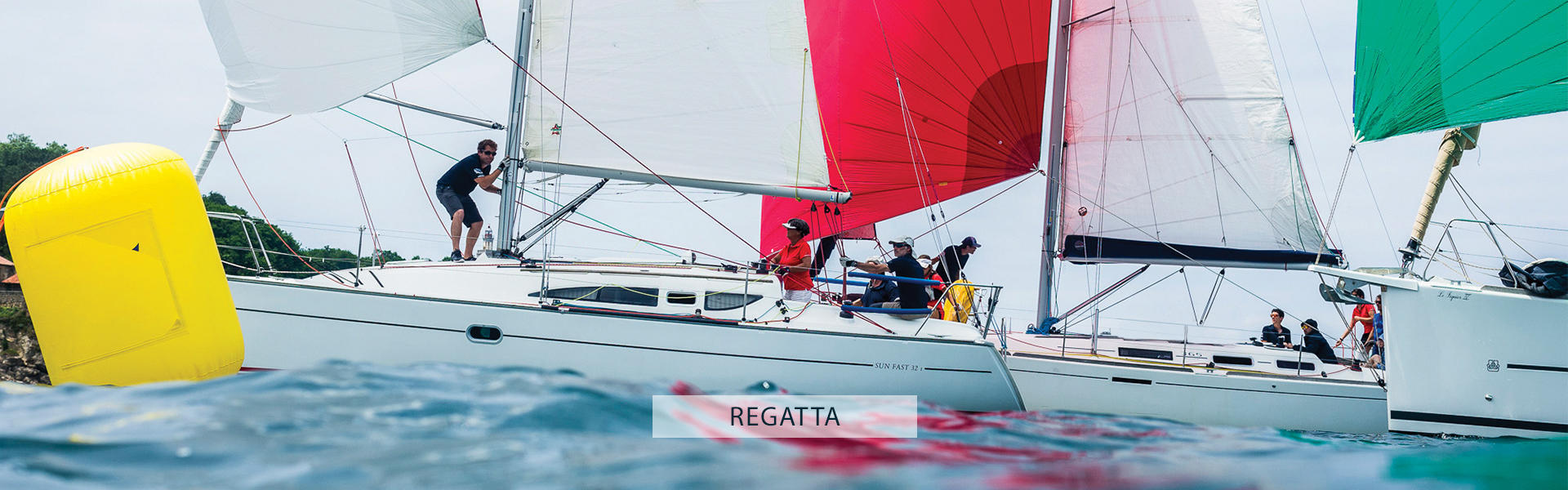 Tribord regatta