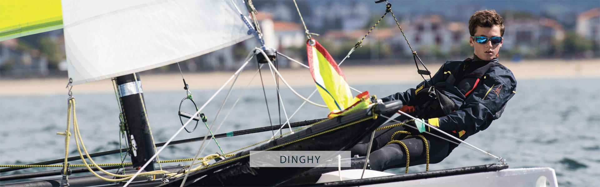 Tribord dinghy