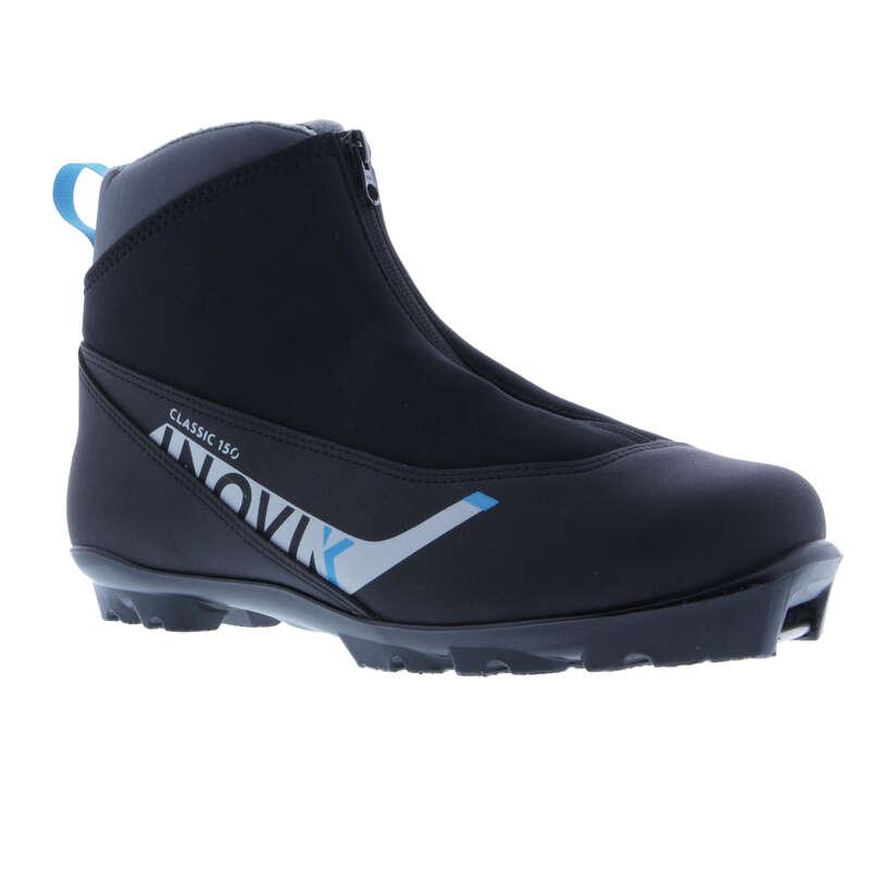 CLASSIC CROSS COUNTRY SKI Cross-Country Skiing - Adult Boots XC S 150 INOVIK - Cross-Country Skiing