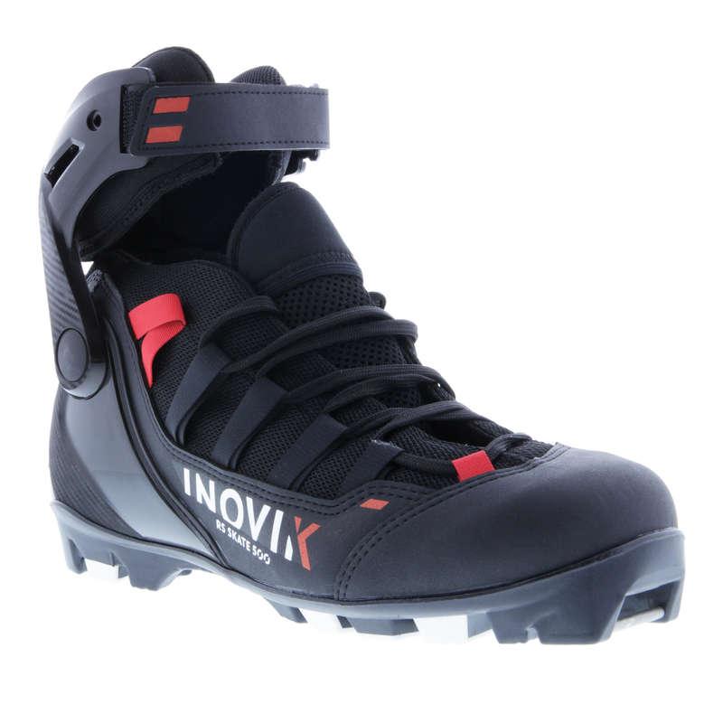 ЛЫЖЕРОЛЛЕРЫ Обувь - Ботинки Xc sr skate 500 взр.  INOVIK - Обувь