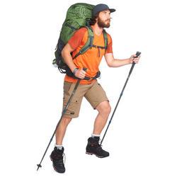 Short voor bergtrekking heren Trek 500 bruin