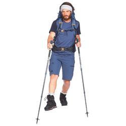 Trekkingshorts Trek 500 Herren blau