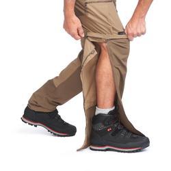 Men's Mountain Trekking Modular Trousers -TREK