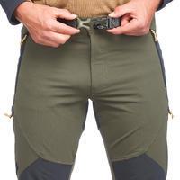 Men's Mountain Trekking Trousers -TREK 900 Khaki