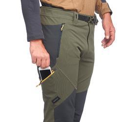 Trekkinghose Trek 900 Herren khaki