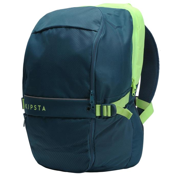 Classic 35 Litres Backpack - Green/Yellow