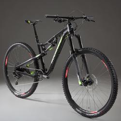 "Mountainbike voor All Mountain Rockrider AM100S 29"" 12 speed"
