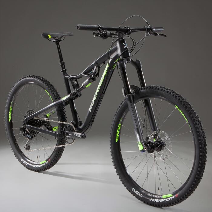 """Mountainbike AM 100 S MTB 27,5"""" schwarz"""