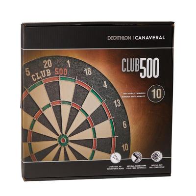 DARDOS TABLERO TRADICIONAL DE CLUB 500