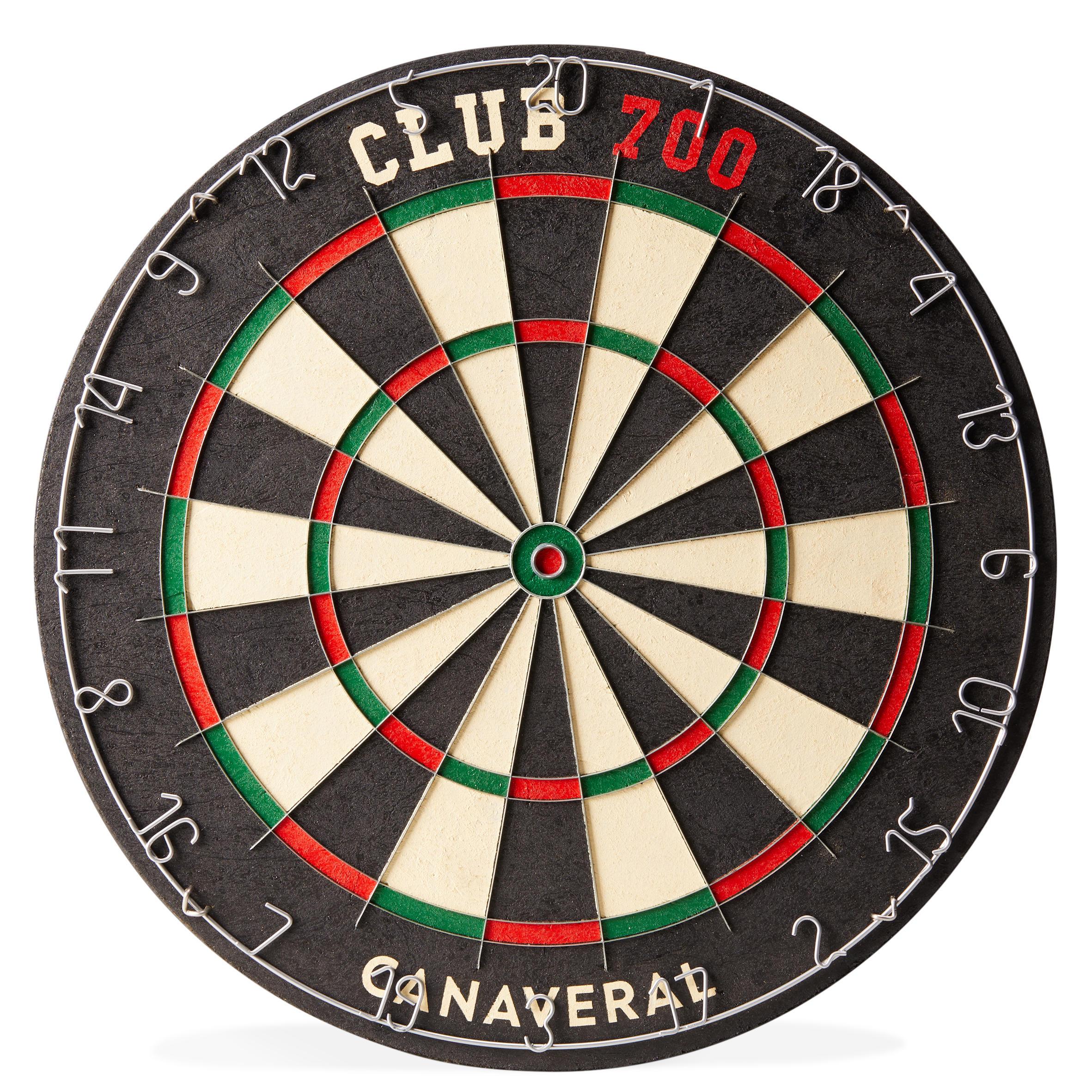 Club 700 Traditional Dartboard