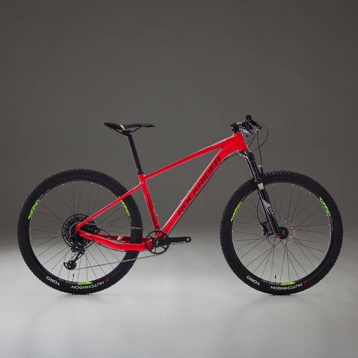MTB XC 500 27.5 12S rood