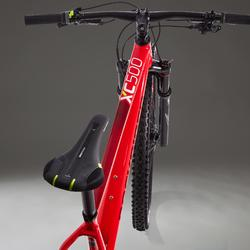 """MTB XC 500 27.5"""" PLUS 12S rood"""