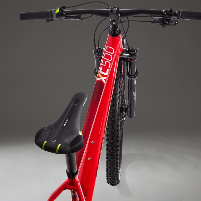 """Mountainbike XC 500 MTB 27,5"""" rot"""