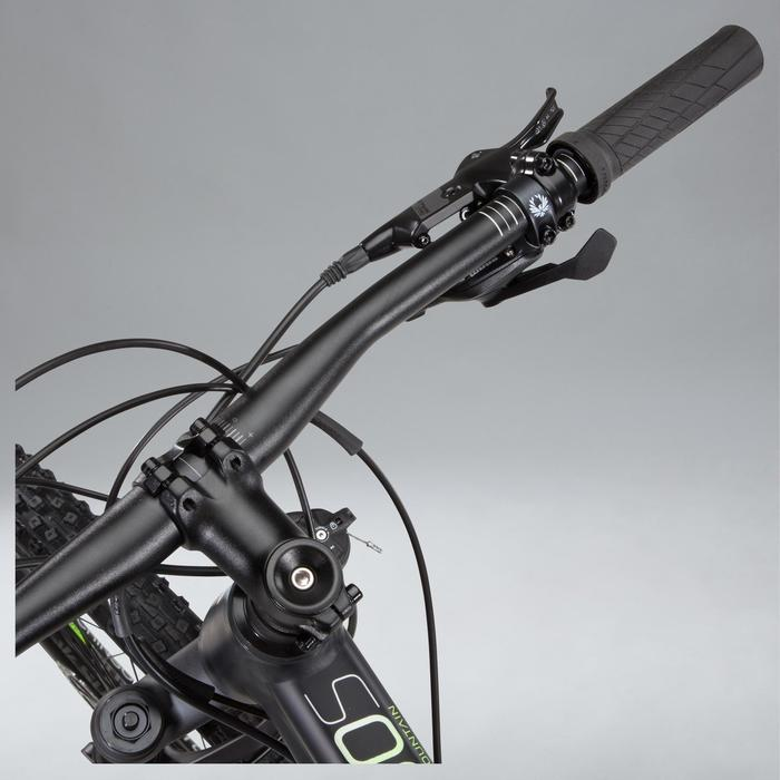"BTT All Mountain AM100S 27,5""Plus 12 v"