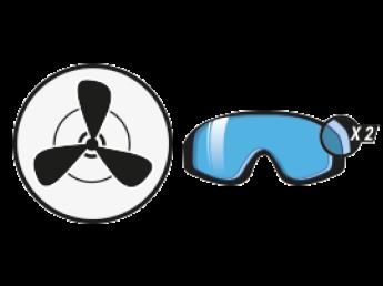 Choisissez votre masque de ski avec les conseils de Wed'ze