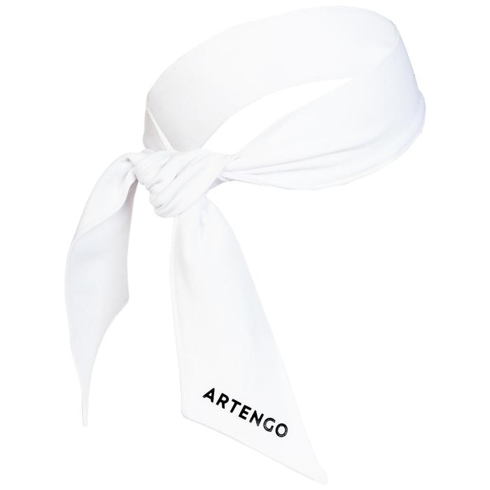 Tennisbandana Artengo wit