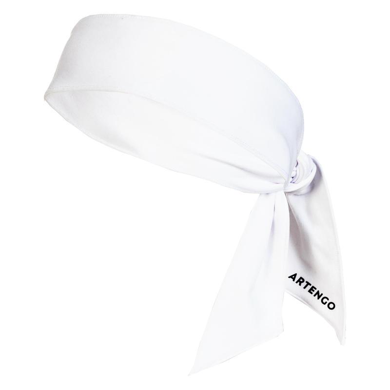 Tennis Bandana - White