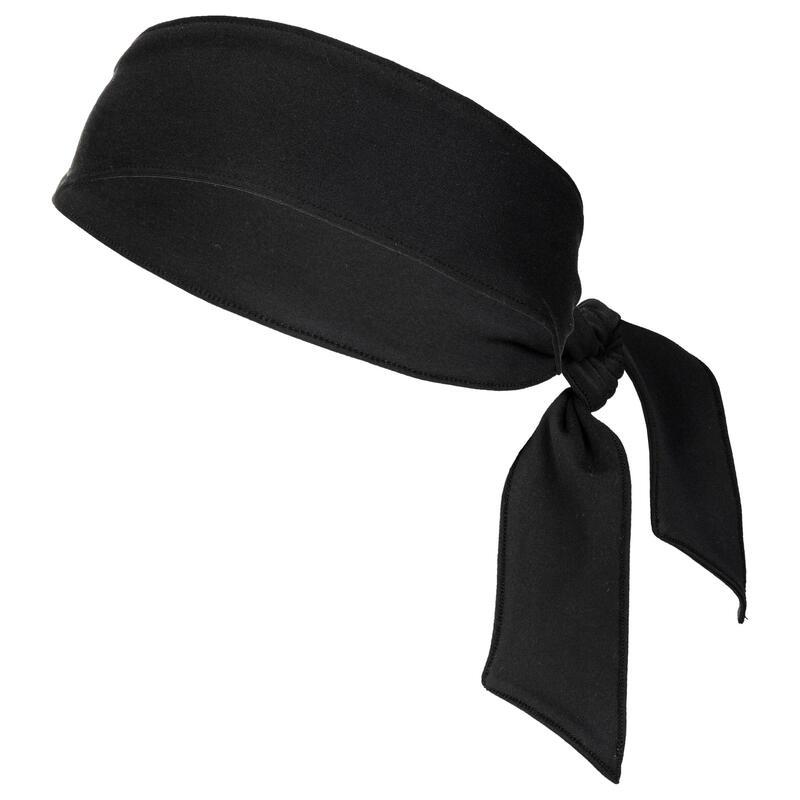 Poignets, bandeaux et serviette de badminton