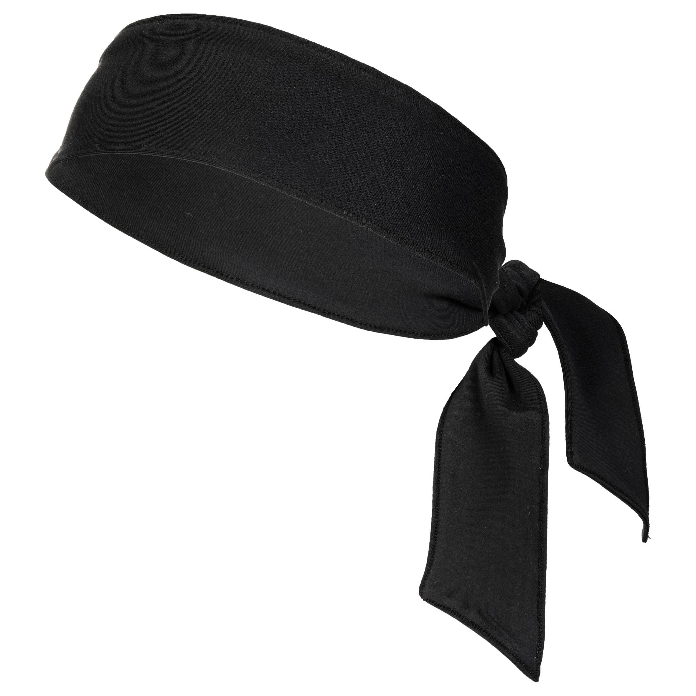 Bandană Tenis Negru imagine